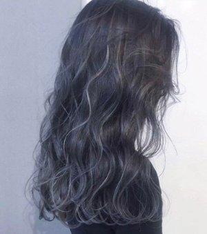 黑发怎么变成雾面黑 女孩子染一款雾面黑发好不好染呢