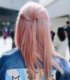 韩国亮色系头发 2021年亮色系头发总是漂亮美观