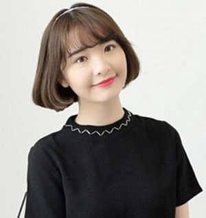 烫头发c卷是什么发型 韩式c卷的内扣发型图片