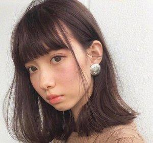 圆脸适合什么样的发型刘海至关重要 修颜发型有刘海事半功倍