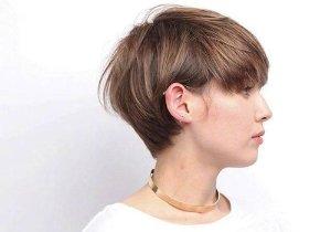 2021年还流行女孩子剪短发发型吗 不断翻新的短发让女生永远不腻