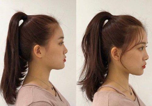 不挑脸的仙女发型怎么做 加上空气刘海简单扎发就能达标