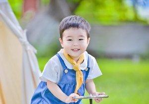 一岁男孩头发少弄什么样的发型 男宝宝剃个平头寸头就很呆萌帅气