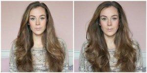 头发少用蓬蓬粉 蓬蓬粉伤头发吗+用过后的效果图