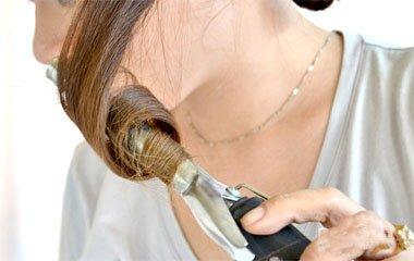 钻头螺旋卷发棒怎么卷 烫螺旋头发教程非常好学