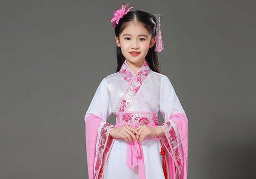 儿童古装发型有没有简单点的 小孩头发短扎古代发型有教程