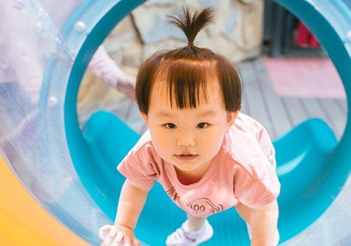 3-5岁女童蘑菇头梳法,小清新可爱女宝宝短发设计,有女儿一定要get