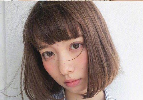 什么脸型最适合做齐肩发内扣 乖乖牌女孩可不是都长了同一张脸