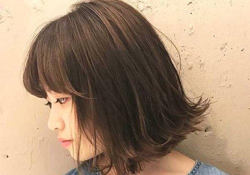 方圆脸女孩别问适合什么发型 最萌女生发型图片搞定方圆脸