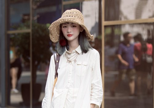2021年大学女生最潮短发设计 脸型VS短发搭配技巧学起来不做路人甲