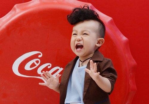 造型师推荐宝宝理飞机头发型 男宝宝剪飞机头发型有图片吗