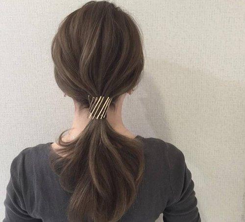 发绳不同扎头发方法完全不一样 女生怎么扎头发看皮筋再决定吧