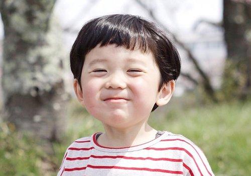 2岁男幼儿短发如此多,你家儿子却是光头,2021年男宝宝热点短发盘点