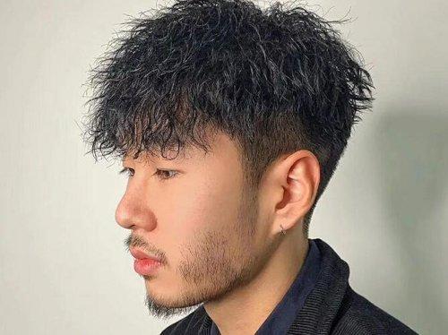 长着腮边胡剪什么头发帅气 试试这几款流行短发清爽有型